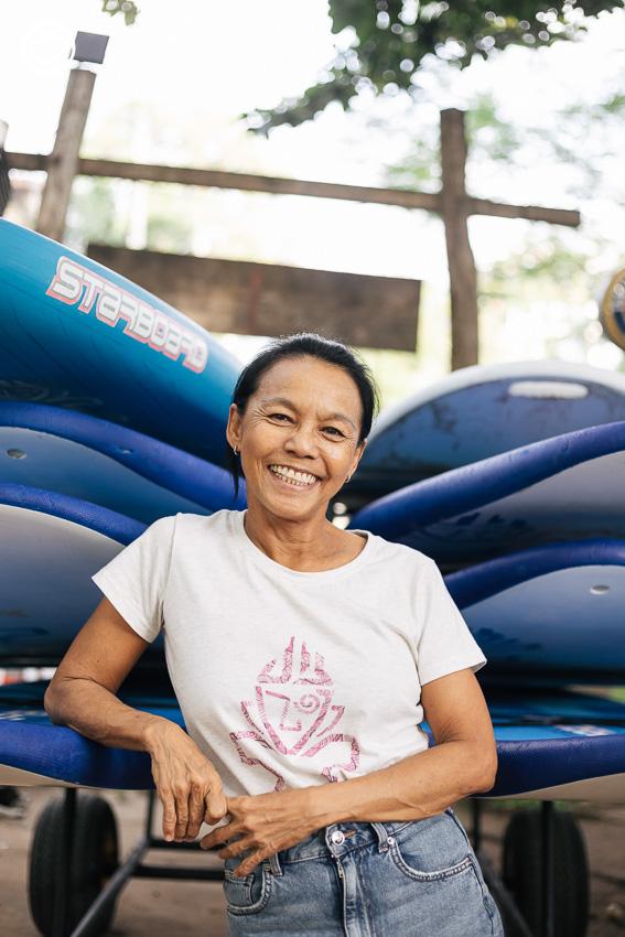 อมรา วิจิตรหงษ์, แชมป์โลกวินเซิร์ฟ, แชมป์โลกโต้คลื่น, นักอนุรักษ์ทะเล