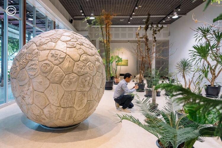 Bangkok Art Biennale 2020, Ruangsak Anuwatwimon