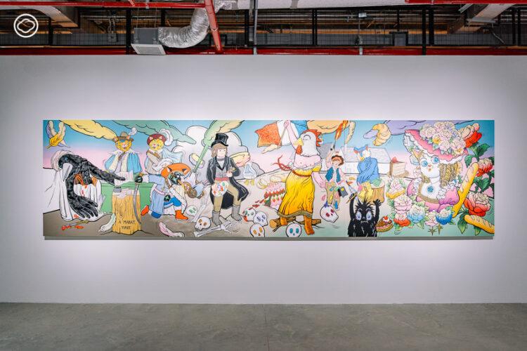 Bangkok Art Biennale 2020, Yuree Kensaku