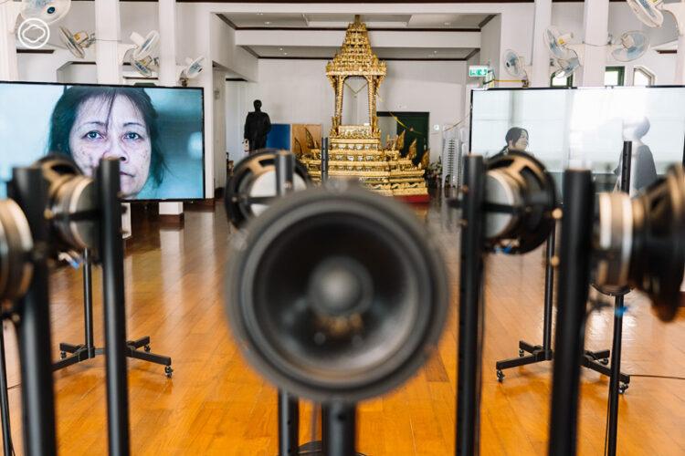 Bangkok Art Biennale 2020, Bussaraporn Thongchai