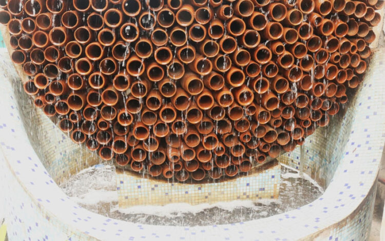 CoolAnt Beehive ระบบทำความเย็นจากกรวยดินเผาแทนแอร์ของอินเดียที่ใช้ทุนต่ำแถมประหยัดพลังงาน