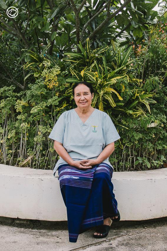 ดร.ซินเธีย หม่อง, แม่ตาวคลินิก