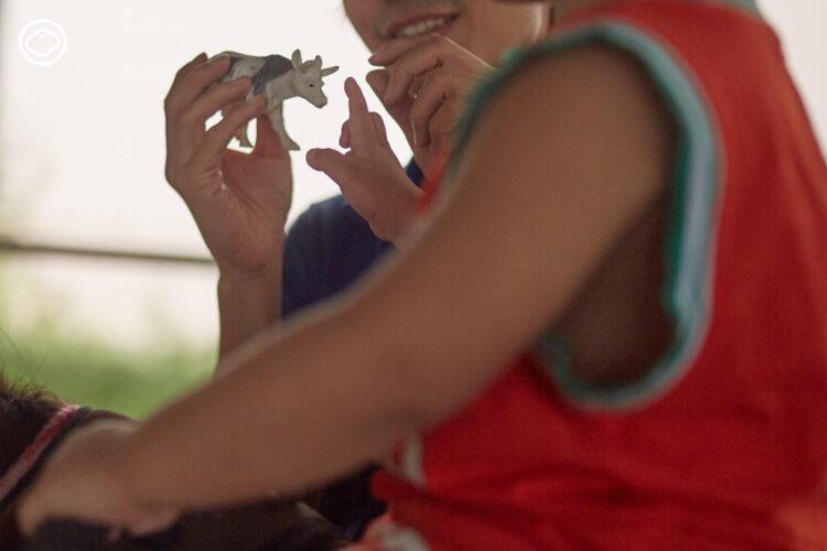 อาชาบำบัด ศาสตร์การบำบัดสมัยกรีกเพื่อกู้พัฒนาการทางกายและความมั่นคงทางใจของเด็กๆ
