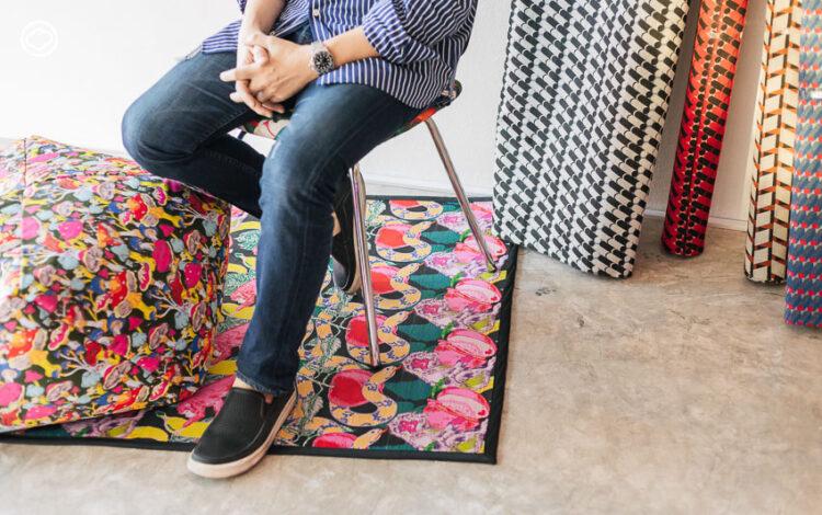 OMT จากโรงงานรับจ้างทอผ้าของพ่อ สู่แบรนด์สินค้าผ้าทอที่ตั้งใจวางขาย 10 เมืองใหญ่ทั่วโลก