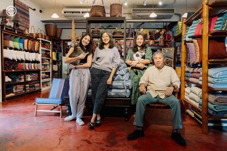 ธุรกิจของแต่งบ้านจากงานคราฟต์ไทยที่ไม่ทำโปรโมชัน ไม่ลดราคา ไม่ซื้อโฆษณา แต่อยู่ในคู่มือแต่งบ้านของลูกค้าจากทั่วโลก