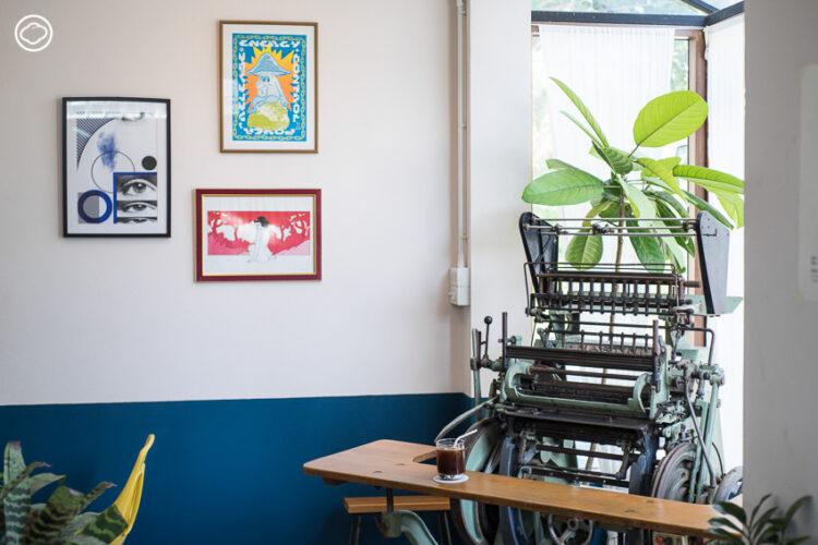 Hand-Kraft Press & Cafe
