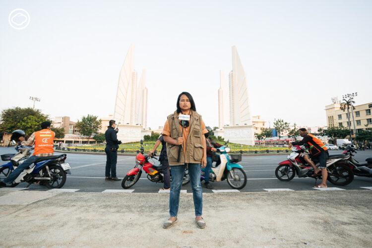 ฐปณีย์ เอียดศรีไชย นักข่าวภาคสนามกว่า 20 ปีที่ไม่อยากแค่รายงานข่าว แต่ต้องการขับเคลื่อนสังคม