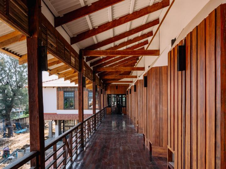 Uthai Heritage รร.อายุ 80 ปีที่กลายเป็นที่พัก เชื่อมคนและเมืองอุทัยผ่านความผูกพันในสถาปัตย์