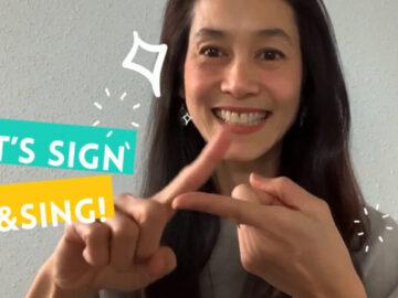 Baby Sign Language ภาษามือทารก ตัวช่วยให้พ่อแม่คุยกับเบบี๋รู้เรื่องแม้ลูกยังพูดไม่ได้