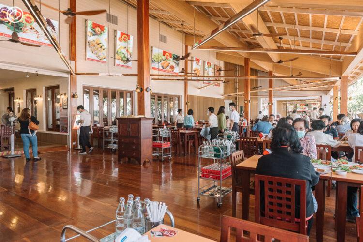 การบริหารธุรกิจของ 'แดงแหนมเนือง' ร้านอาหารเวียดนามที่กลายเป็นห้องรับแขกแห่งหนองคาย