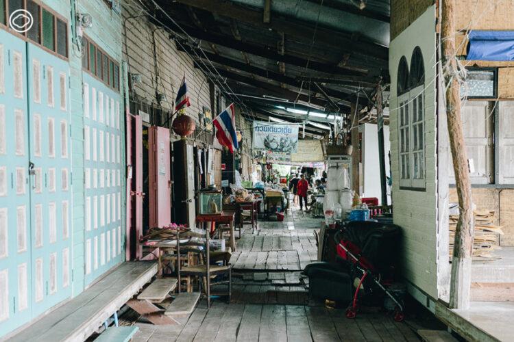 Dodoblahblah คาเฟ่เรือนแถวไม้ริมน้ำย่านลาดกระบังที่เชื่อมวิถีคนกับวิถีคลอง