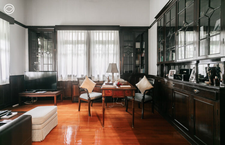 ทำเนียบทูตอิตาลี บ้านเก่าแสนสวยอายุเกือบ 100 ปีในสีลม