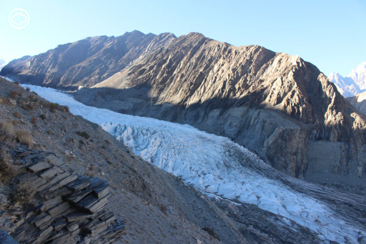 ธารน้ำแข็งพาสสุ (Passu Glacier)