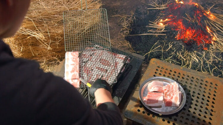 Korean Pork Belly Rhapsody สารคดียั่วน้ำลายที่พาไปชมวัฒนธรรมการกินหมูสามชั้นของคนเกาหลี