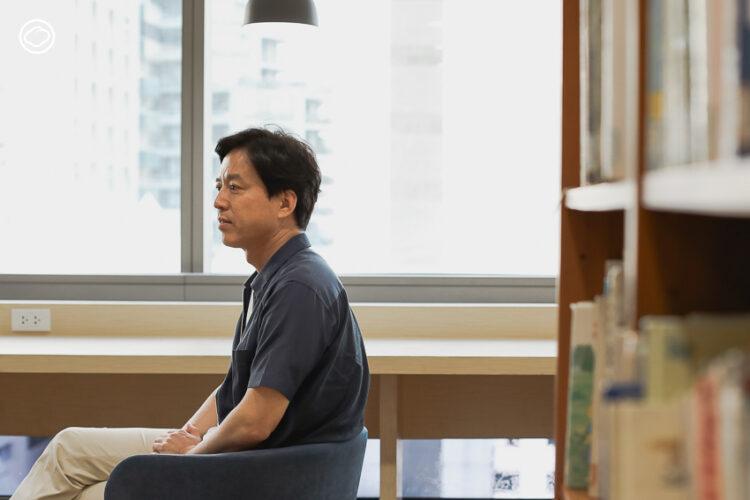 มองไทยผ่านสายตา Norihiko Yoshioka ผอ.Japan Foundation ที่รู้จักเมืองไทยมา 20 ปี