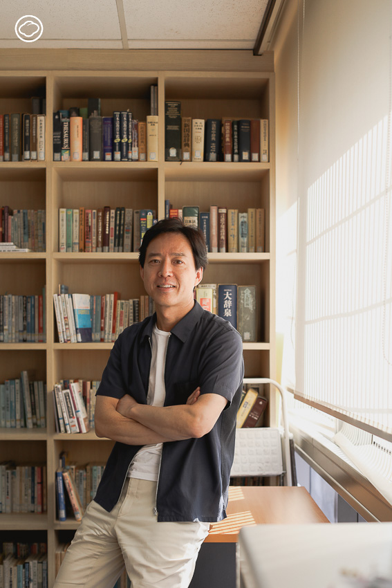 Norihiko Yoshioka ผอ.Japan Foundation