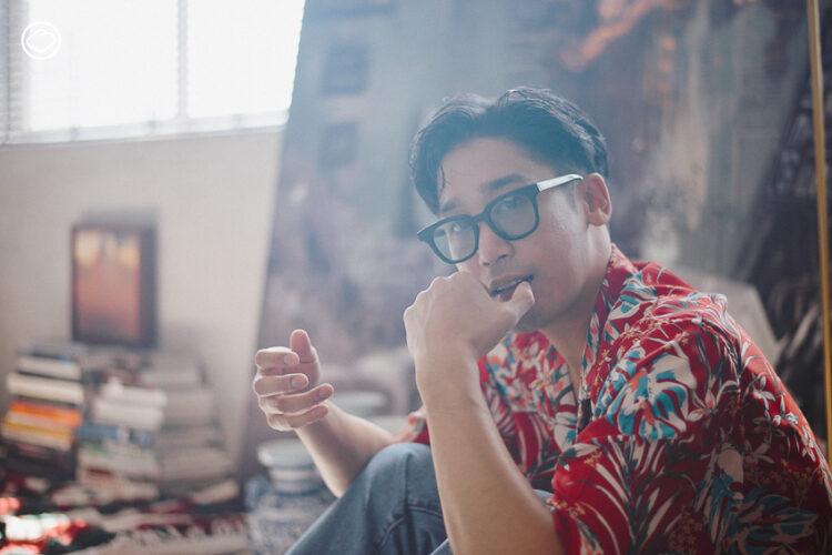 พิชญ์ กาไชย ศิลปิน นักธุรกิจ YouTuber ผู้ขับเคลื่อนชีวิตด้วยความอยากรู้และสิ่งใหม่ๆ