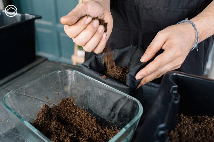 วิธีเลี้ยงไส้เดือน สัตว์สารพัดประโยชน์ที่ช่วยกินเศษอาหารในบ้านและสร้างปุ๋ยให้ต้นไม้