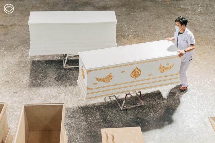 สุริยาหีบศพ : 65 ปีของธุรกิจบริหารความรู้สึกคนเป็น สู่การให้บ้านหลังสุดท้ายกับคนตาย