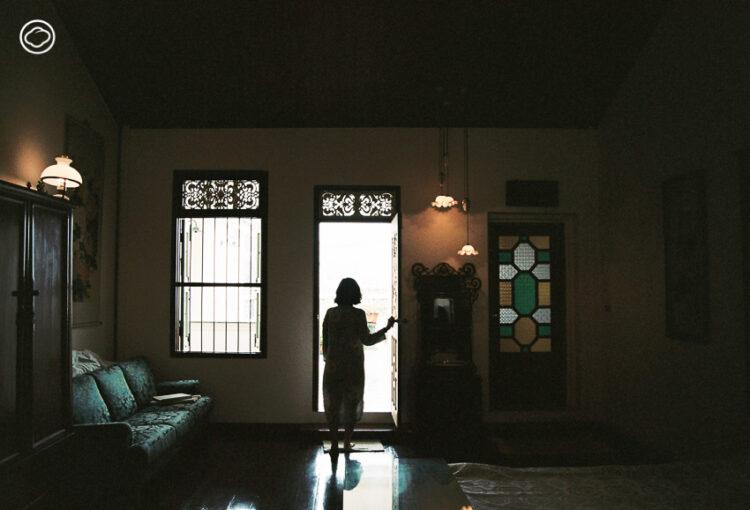 บ้านเลขที่ 65 ที่บังเอิญได้ซื้อบ้านสมัยเด็กคืนและเป็นฉากในซีรีส์แปลรักฉันด้วยใจเธอ