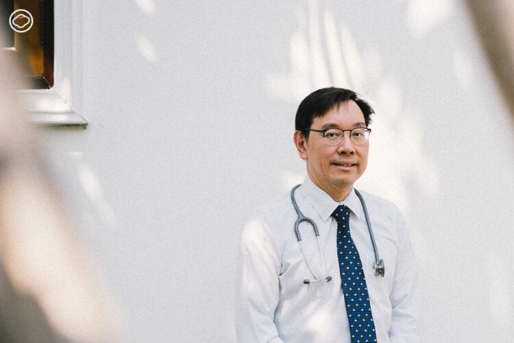 ศาสตราจารย์ ดร. นพ.อิศรางค์ นุชประยูร แพทย์ผู้เชี่ยวชาญด้านมะเร็งในเด็ก ประจำคณะแพทยศาสตร์ จุฬาลงกรณ์มหาวิทยาลัย