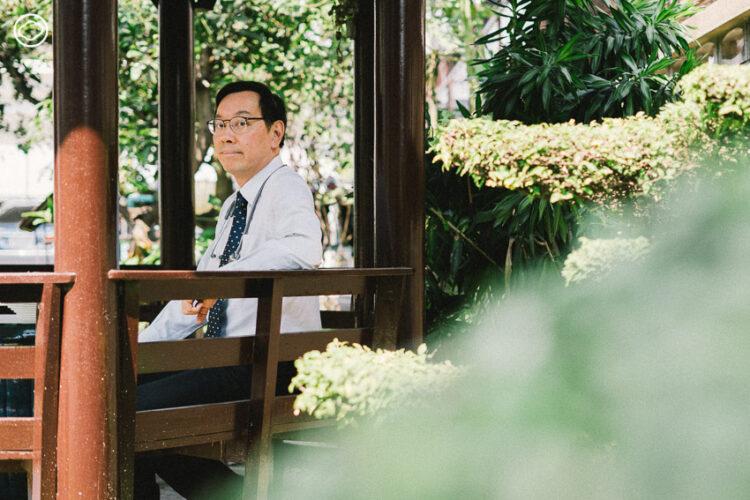เยือนเย็น : SE ของแพทย์ที่ดูแลผู้ป่วยแบบชีวาภิบาลถึงบ้าน เพื่อวาระสุดท้ายที่เป็นสุข