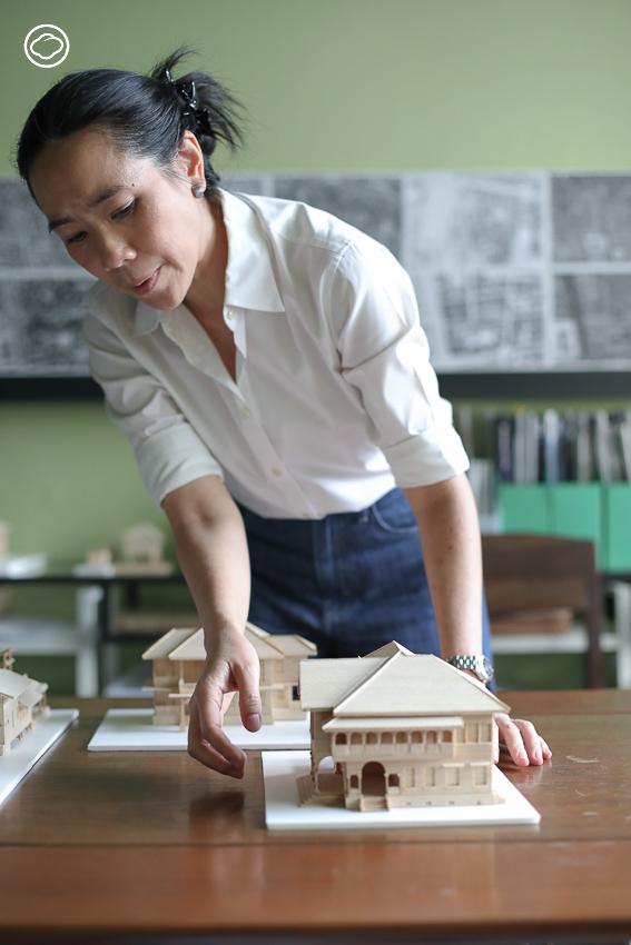 สำรวจตึกเก่าฝีมือ ดร.ยุวรัตน์ เหมะศิลปิน สถาปนิกนักซ่อมบ้านตากอากาศโบราณของไทย