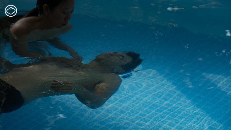 วารีบำบัด การบำบัดด้วยน้ำทะเล น้ำพุร้อน ที่ช่วยเยียวยาการบาดเจ็บและความกลัว