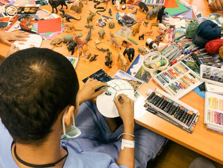 Art for Cancer : 10 ปีของ SE ที่ใช้ศิลปะระดมทุนเพื่อผู้ป่วยมะเร็ง โดยผู้ป่วยมะเร็ง