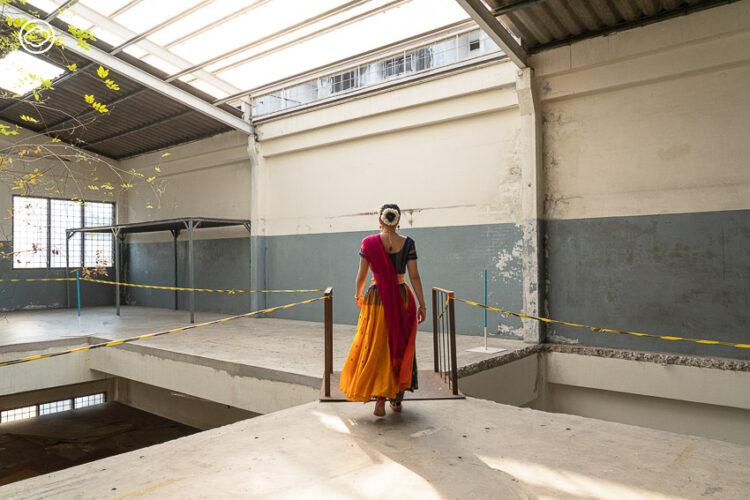 8 ปีในอินเดียของ แพร-อิงครัตน์ ศิวเมธีวิทย์ นักเต้นกถัก นาฏศิลป์โบราณถวายเทพเจ้า
