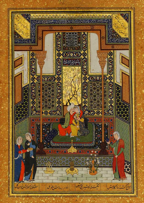 โรมิโอ-จูเลียต ฉบับเปอร์เซีย : ตำนานรักของคอสโรวกับชิรีน