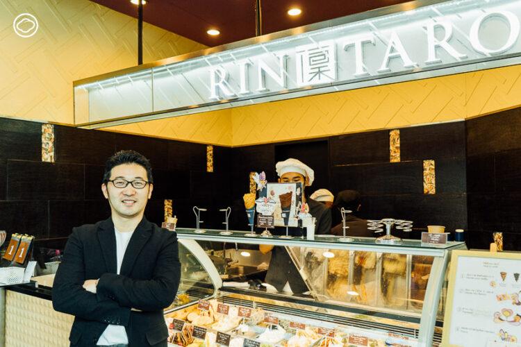 Rintaro ร้านไอศกรีมเจลาโต้รสธรรมชาติไทยและญี่ปุ่น โดยคนญี่ปุ่น