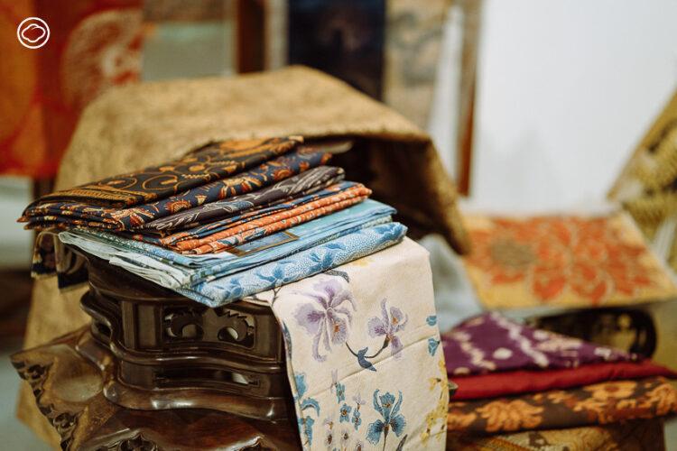 เปิดกรุผ้าโบราณ 5 ดินแดนที่อายุรวมกันนับหมื่นปีของนักสะสมผ้า รอล์ฟ วอน บูเรน