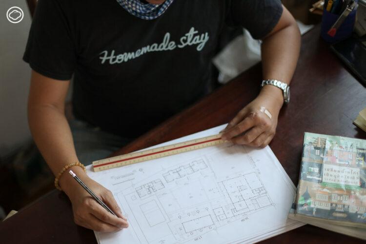 เปลี่ยนบ้านเก่าเป็นบูติกโฮเทล คอร์สสอนวิธีแปลงโฉมบ้านเก่าเป็นโรงแรมท้องถิ่นทรงคุณค่า