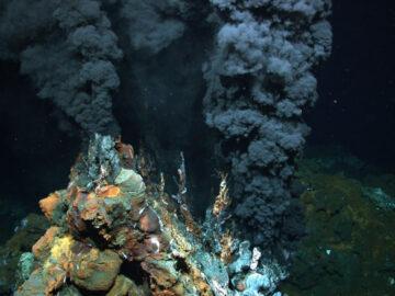 ออกเรือสำรวจน้ำพุร้อนใต้มหาสมุทร ไปหาสิ่งมีชีวิตแรกของโลกกลางอาร์กติก ประเทศนอร์เวย์