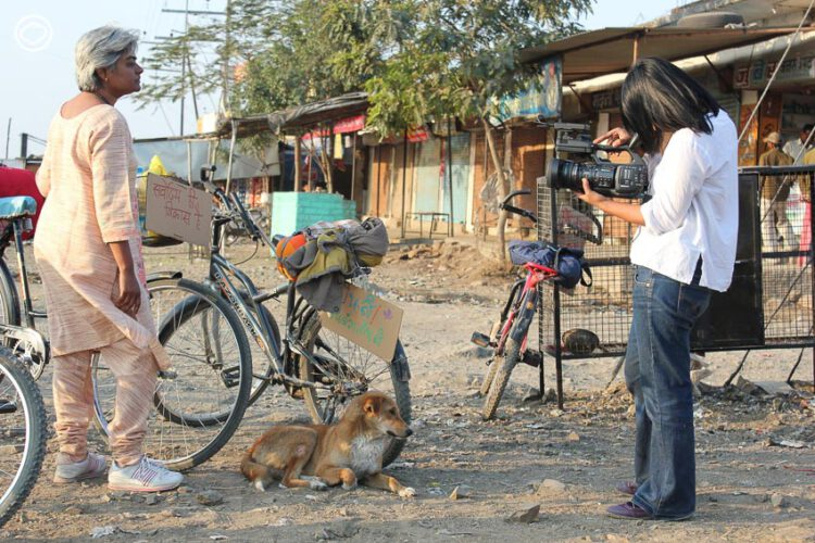 Cycle Yatra ปั่นสองล้อในอินเดียเพื่อออกค้นหาอิสรภาพ รื้อถอนความรู้เดิมที่เคยชิน