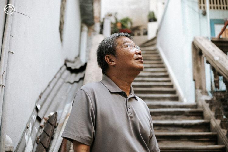 ชีวิตของ สมชัย กวางทองพาณิชย์ พ่อค้าเชือกผู้เกลียดเมืองจีนสู่นักประวัติศาสตร์เยาวราช