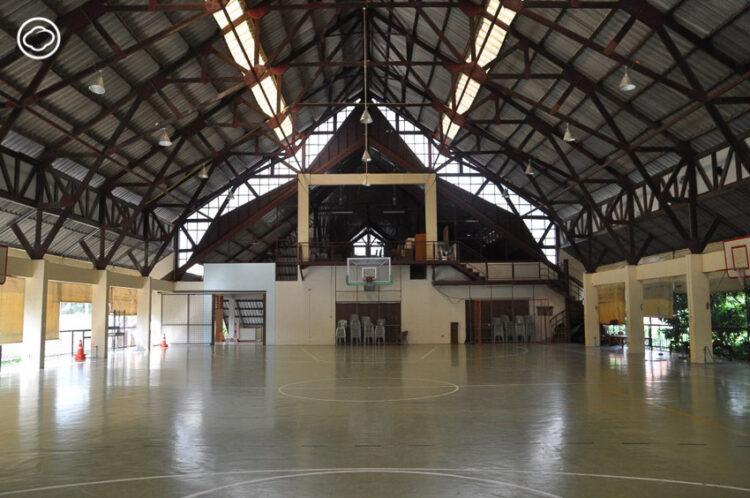 รพินทร : เปลี่ยนโรงยิมเก่าเป็นห้องเรียน ห้องทำงาน ของเหล่าสถาปนิกในร่มหลังคาเดียวกัน