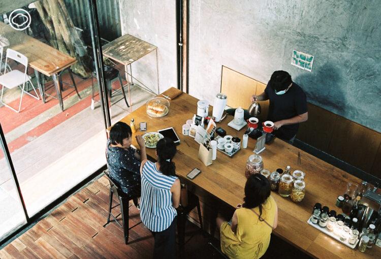 The Remedy Phuket คาเฟ่ในบ้านปูนเปลือย ห้องทดลองศาสตร์การหมัก และชงทุกอย่างที่ชอบในจักรวาล