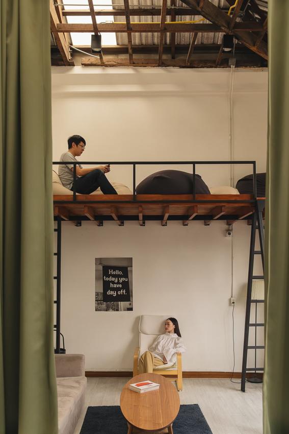 Hostel URBY, Work From ริมเจ้าพระยา รับลมชมวิวในโฮสเทลไซส์เบิ้มย่านทรงวาด