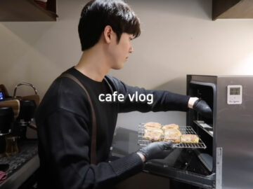 Cafe Vlog วิธีโปรโมตคาเฟ่ของเกาหลีโดยไม่ง้อ Influencer ที่ทำให้บาริสต้าเป็นยูทูเบอร์