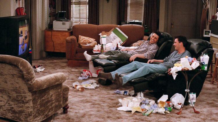 อพาร์ตเมนต์ซีรีส์ FRIENDS ความเป็นอยู่คนหนุ่มสาวยุค 90 ที่เข้ามาตามหาฝันในเมืองใหญ่