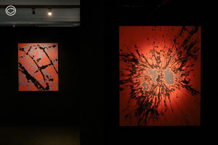 ก๊อต จิรายุ นักแสดงผู้รักการสร้างงานศิลปะ และกำลังมีนิทรรศการเดี่ยวครั้งแรกของตัวเอง