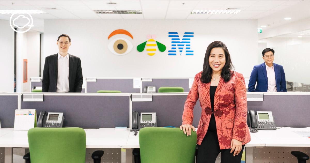 สามแม่ทัพ IBM Thailand กับแนวคิดบริหารในการพาองค์กรก้าวสู่ Digital Transformation ได้สำเร็จ