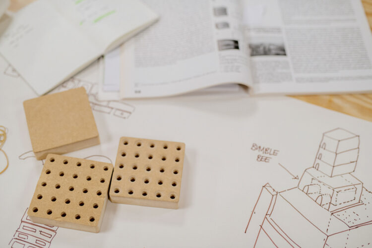 Bee Home เมื่อ IKEA ชวนคนทั่วโลกแก้ปัญหาผึ้งสูญพันธุ์ผ่านงานออกแบบรังผึ้ง Open Source