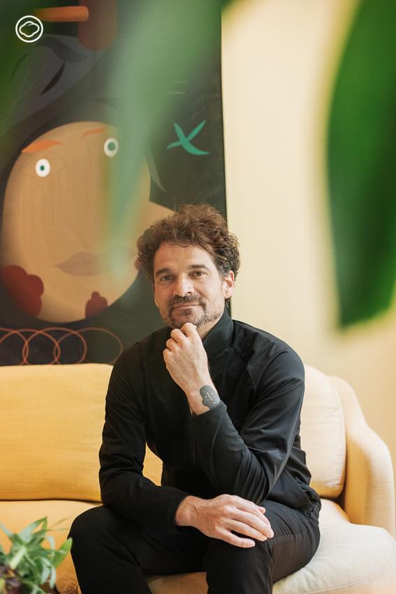 Jaime Hayon นักออกแบบสเปนที่เกิดในยุคเผด็จการตาย ไม่มีข้อจำกัดการสร้างสรรค์งานทุกรูปแบบ