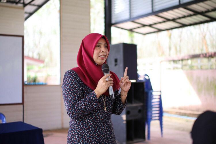 จุฑามณี หามะ นายก อบต. หญิงคนแรกของตำบลแว้ง นราธิวาส ผู้ชนะใจประชาชนตลอด 16 ปี