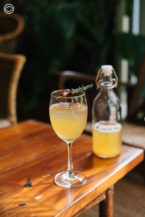 Kombucha Bar บาร์ชาหมักโฮมเมดเพื่อสุขภาพที่เอาใบชาธรรมชาติจากป่าลึกมาหมักกับผลไม้ตามฤดูกาล