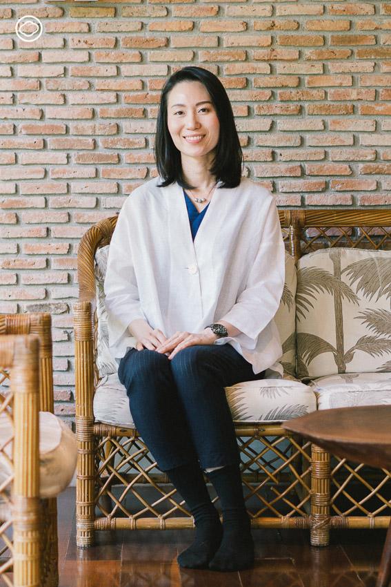 ญี่ปุ่น จุดเปลี่ยน และความสุขในชีวิตของ เกตุวดี Marumura อาจารย์ที่สอนการตลาดด้วยหัวใจ