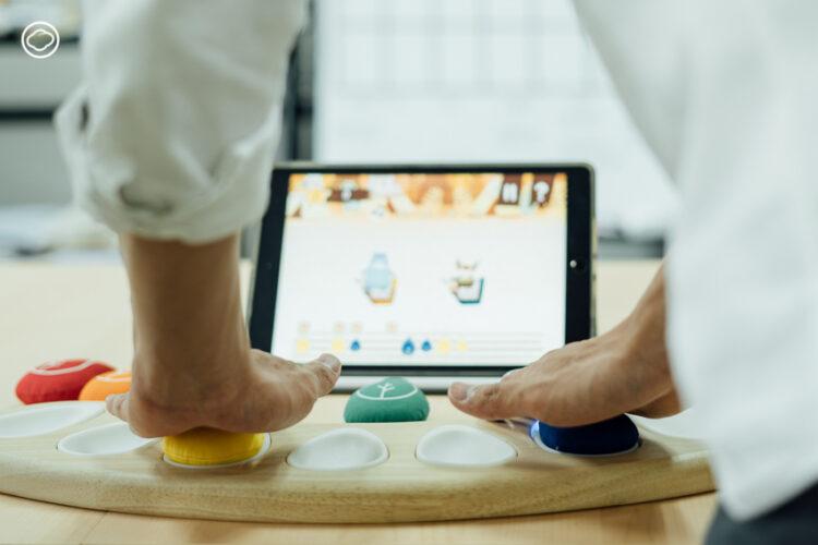 LittleLot นวัตกรรมเกมของคู่รัก ที่ทำให้เด็กขยับกายและเรียนรู้ด้วยใจไม่ต้องบังคับ